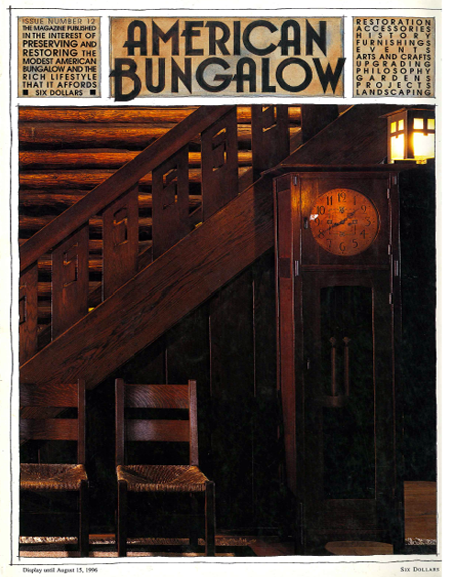 Issue 12 table of contents american bungalow magazine for American bungalow collection