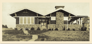 The home in 1912.