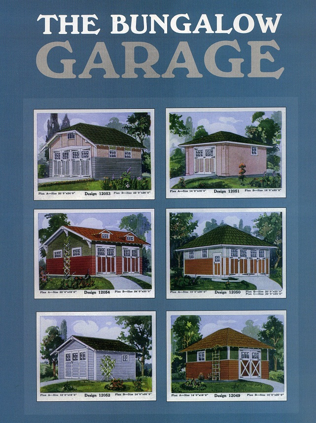 The bungalow garage american bungalow magazine for Bungalow garage