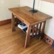 Craftsman Library Desk