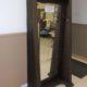 Mission Oak Standing Wardrobe Mirror
