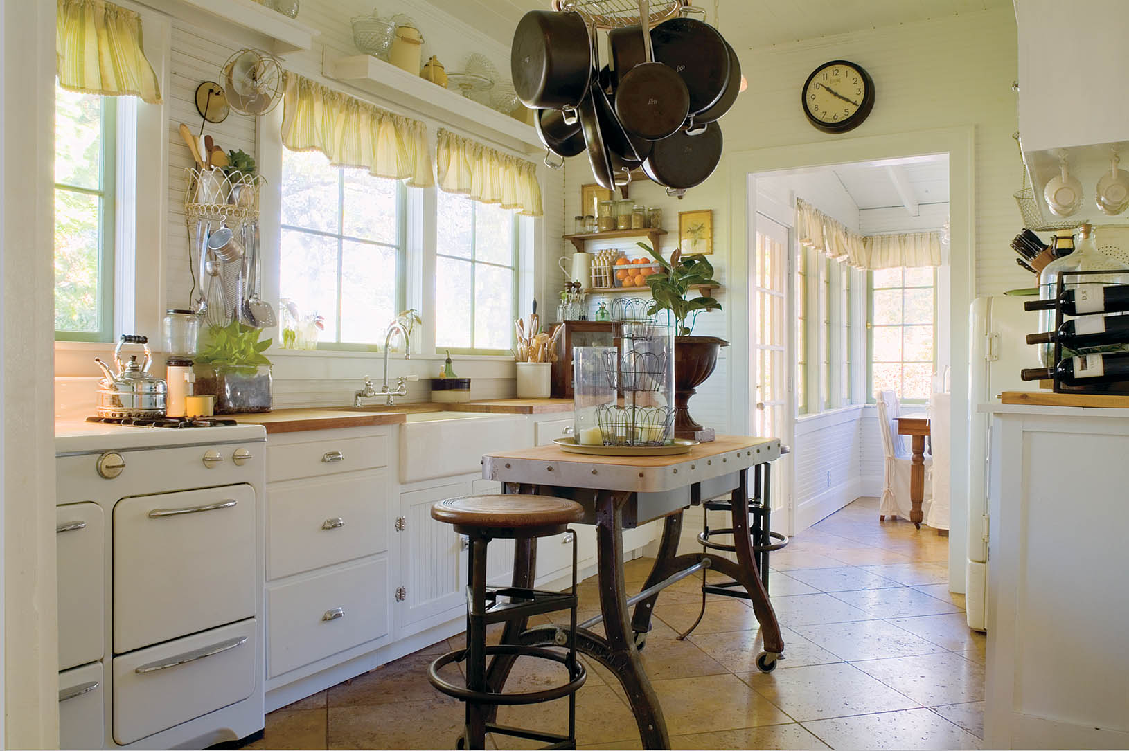 Bungalow Kitchens Changing With The Times American