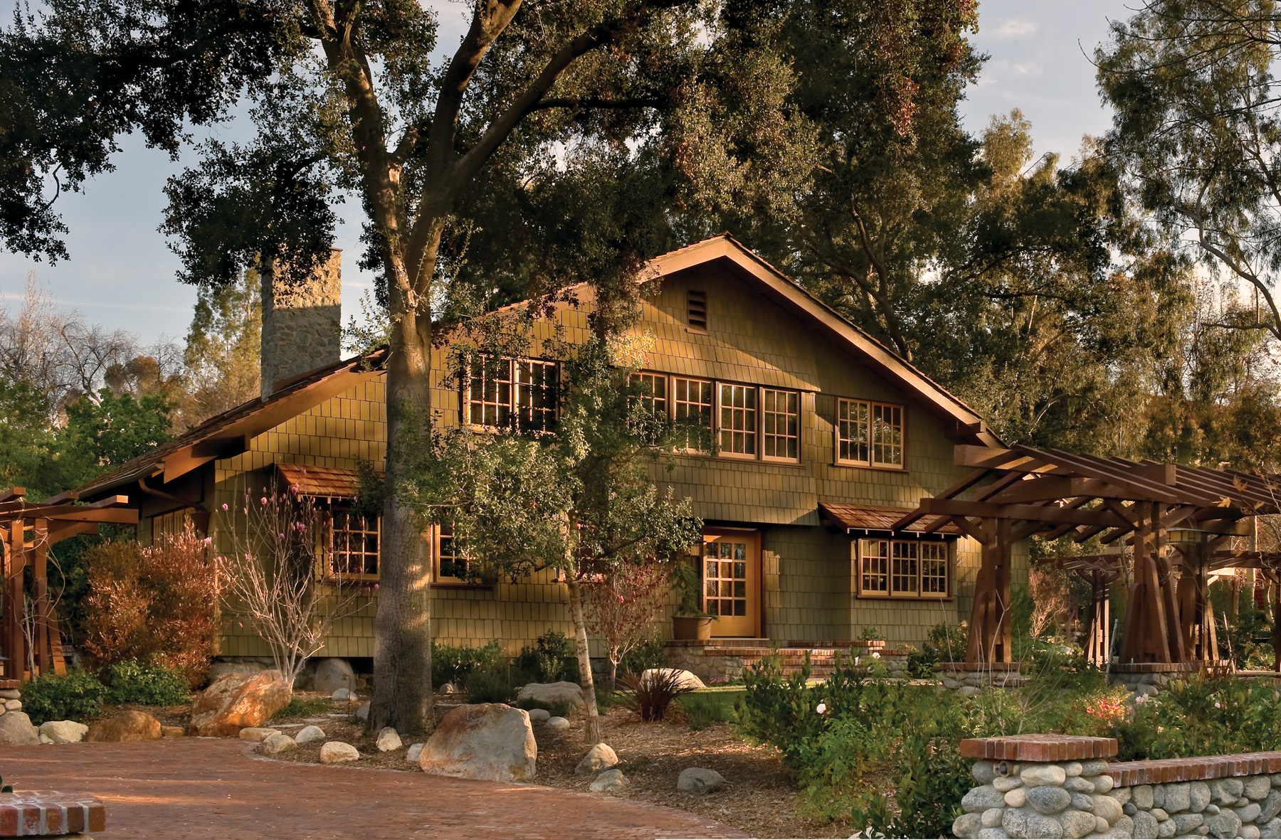 In harmony with nature a pioneer conservationist s for American bungalow house
